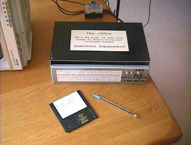Original Hardware Prototype