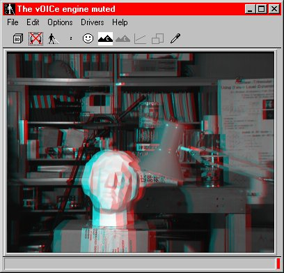Various stereoscopic vision