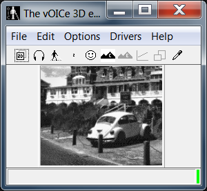 Click to view The vOICe Learning Edition 1.94 screenshot